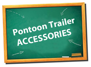 pontoon trailers - Accessories