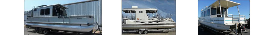 specialty pontoon trailers