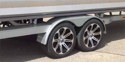 Pontoon Trailers 101 Tires And Rims